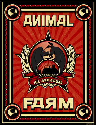 Animal farm is a satire of the russian revolution essay